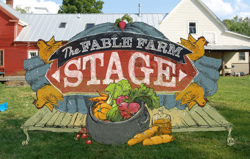 The Fable Farm Stage: kickstarting theater in a small Vermont town