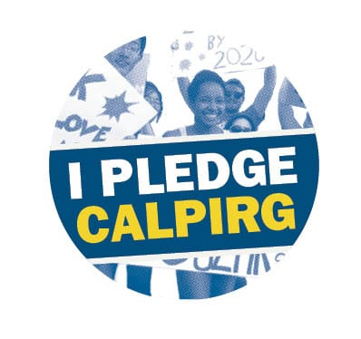 CALPIRG Pledge Drive