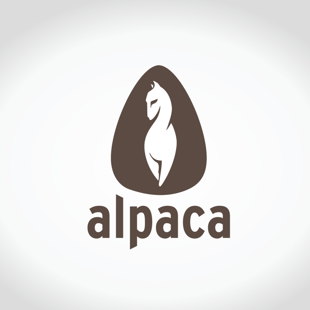 Alpaca Guitar: Logo design
