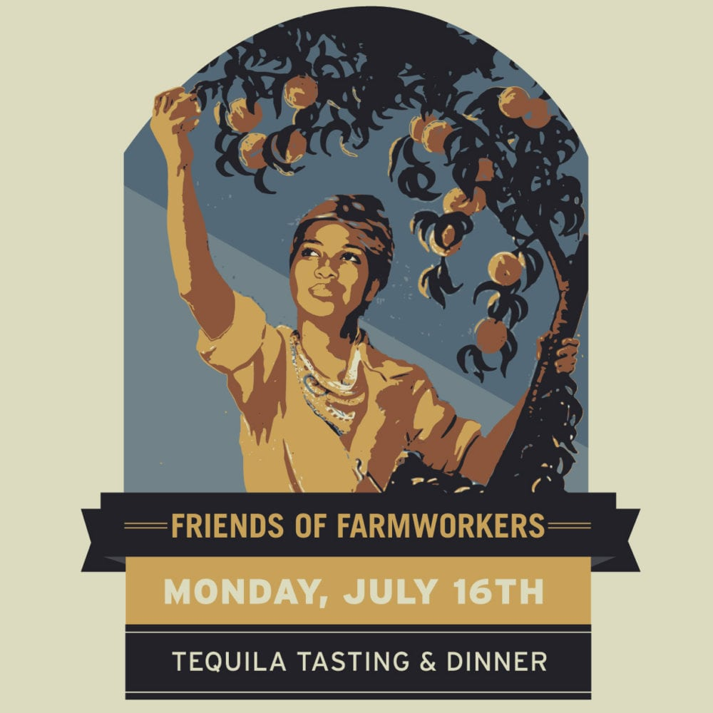 Friends of Farmworkers Event Package