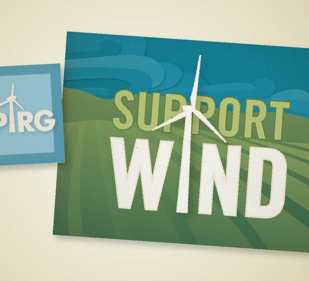 Support Wind: promoting renewable energy in Vermont