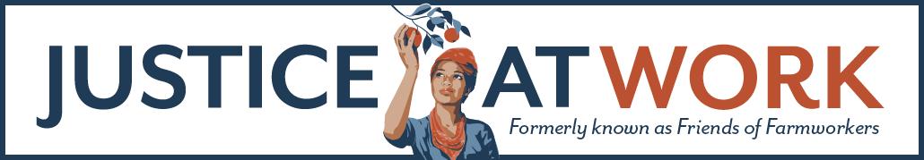 Justice At Work website banner